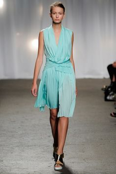 Doo.Ri Spring 2012 Ready-to-Wear Collection Photos - Vogue