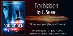 FEATHER STONE GUEST POST Will Forbidden have a sequel? Possibly. I'm not one to make promises. And, given my senior years are advancing steadily toward that hazy horizon, promises are in short supp…