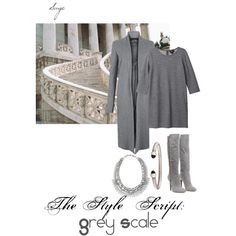 The Style Script: Grey Scale