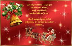 Święta Bożego Narodzenia: Animowane kartki życzeniami bożonarodzeniowymi Christmas Wishes, Christmas And New Year, Merry Christmas, Xmas, Live Wallpapers, Wallpaper Backgrounds, Christmas Live Wallpaper, Time Of The Year, Christmas Pictures