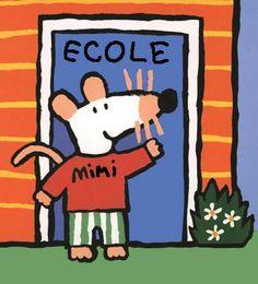 Des alphabets à colorier ou illustrer avec Mimi.