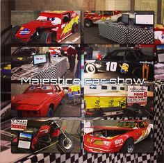 Majestics Car Show 2014.