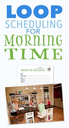 Loop Scheduling for Morning Time