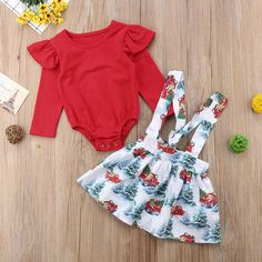 Willsa Toddler Baby Girls Cotton Flower Print Long Sleeve Tops+Fashion Denim Flare Pants Sets