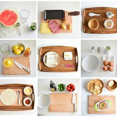 Food preparation for 3 years old.