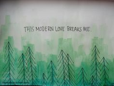 bloc party - this modern love. one of my all time favorites.