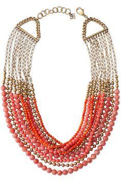 Rojo, coral y cobre