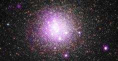 ESTRELA ANÃ - Usando vários telescópios, incluindo o Observatório de Raios-X Chandra, da Nasa (Agência Espacial Americana), pesquisadores encontraram evidências de que uma estrela anã branca - o núcleo denso de uma estrela como o Sol que ficou sem combustível nuclear - pode ter despedaçado um planeta, porque ele estava muito perto. Os cientistas encontraram uma fonte de raios-X perto do centro de um aglomerado globular conhecida como NGC 6388