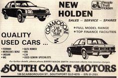 Southport Gold Coast, Holden Australia, Holden Commodore, Australian Cars, General Motors, Brochures, Old Cars, Mercedes Benz, Magazine