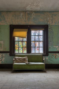 Abandoned Massachusetts State Hospital