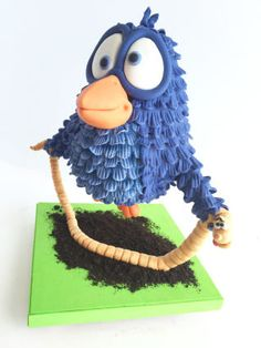 """""""For the Worm"""" Cake"""