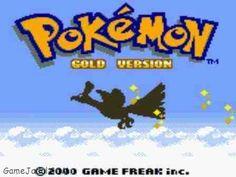 Download gratis rom game jadul Pokemon Gold untul GameBoy Color/GBC