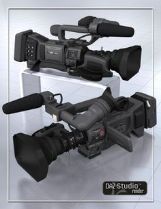 A nice camera to capture everything. It doesn't have to be this one, but a camera all the same would do.