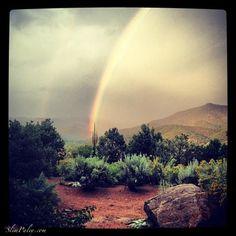 Double Rainbow, Santa Fe, New Mexico