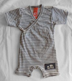 So Rad Ivory & Cream Stripe Magic Romper - Infant Unique Outfits, Grey Stripes, Infant, Baby Shoes, Ivory, Rompers, Magic, Clothes, Cream