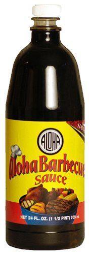 Aloha Barbecue Sauce - Pacific Rim Gourmet