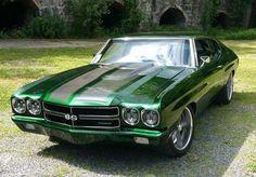 Chevrolet Chevelle #classiccars #CTins #beautiful