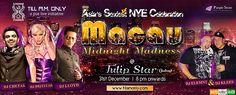 Macau Midnight Madness – New Year Party in #Mumbai