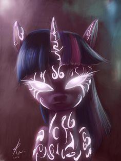 Magic is her talent by Raikoh-illust on DeviantArt