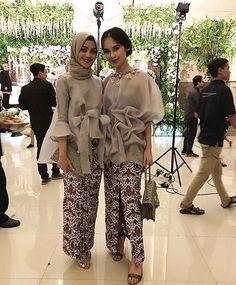 40 Best Wisuda Hijab Outfit Images In 2017 Kebaya Hijab Batik