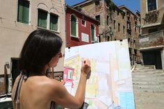 https://flic.kr/p/o9TCAC | Painting and drawing art lessons | www.drawing-lessons.sognare-venezia.net