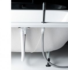 Follow Me shower handset and hose in Handsets | Luxury Crosswater Bathroom Design Ideas & UK Bathroom Trends 2013