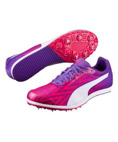 Take a look at this Sparkling Cosmo   Electric Purple EvoSpeed Star V5 Track  Spikes - 2ac7bc2e1