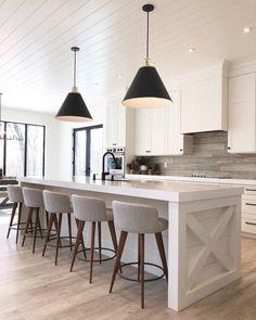 Superb 48 Best Kitchen Island Stools Images In 2019 Island Stools Inzonedesignstudio Interior Chair Design Inzonedesignstudiocom