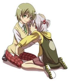 Boy Maka and Girl Soul eater!! Like it love it and pin it