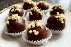 BB orieškové guľky - Sladký život - drobné koláčiky, nepečené cukrovinky