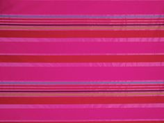 Fuchsia Stripes