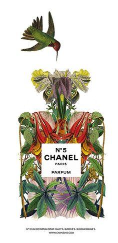 chanel #botanical