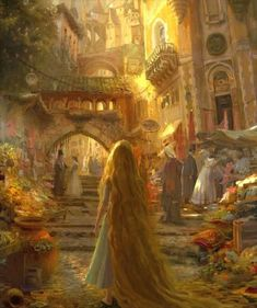 Disney: 10 Incredible Pieces Of Tangled Concept Art You Need To See