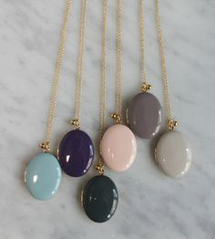 3rd one or grayish purple one (2nd from right) Alder & Co.: New Fall Colors