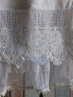 Three Tiered Lace Extenders - 3 colors available