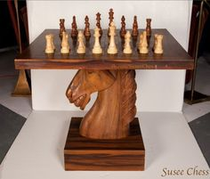 Chess table - love it