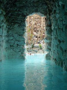 Aguas termales, San Miguel de Allende Mexico