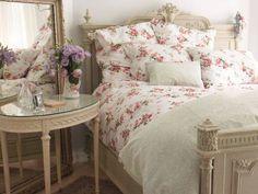 Rachel Ashwell Shabby Chic Couture Bedding - via Shabby Chic