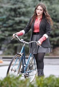 Kat Dennings as Caroline in Daydream Nation