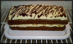 Kakaový rez s vynikajúcim tvarohovým krémom (fotorecept) - recept Ale, Desserts, Food, Basket, Tailgate Desserts, Deserts, Ale Beer, Essen, Postres