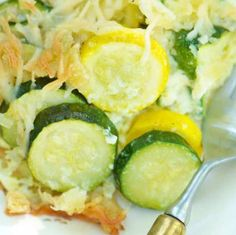 Summer vegetable casserole with manchego <3  Source:  Summer Vegetable Casserole with Manchego