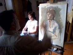 The Portrait and Self-portrait Seminar at AdG School in Florence next spring in Florence