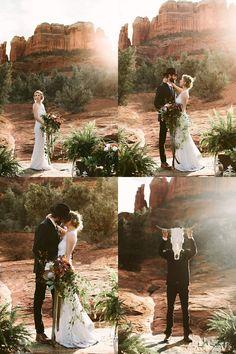Southwestern Wedding Inspiration from Jane in the Woods   Arizona Weddings Magazine