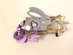 Beissring Hase Hare, Card Stock, Rings