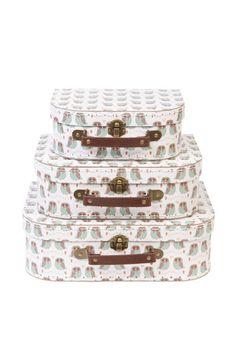 437688f99297 10 Best Decorative Suitcases   Storage Boxes images