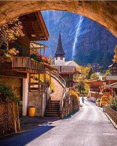 Lauterbrunnen,Switzerland Photography by @christofs70
