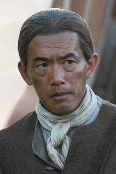 Gary Young as Yi Tien Cho on Outlander.