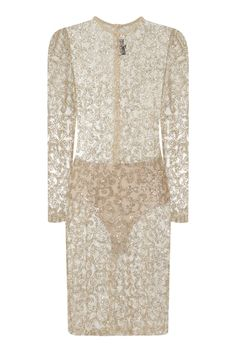 b84bb7bf584 NAZZ COLLECTION ELSA GOLD SHEER SPARKLE GLITTER DRESS