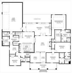 This house plan is pretty much perfect.