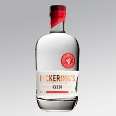 Pickering's Gin : Marvellously mixed, small batch Edinburgh dry gin, with soft citrus, hints of cinnamon and delicious nutty notes. Love it